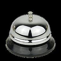 Звонок настольный для официанта Ø 100 мм, фото 1