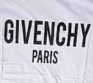 19099-G белый X футболка женская с принтом летняя стрейчевая (S-L, 5 ед.), фото 2