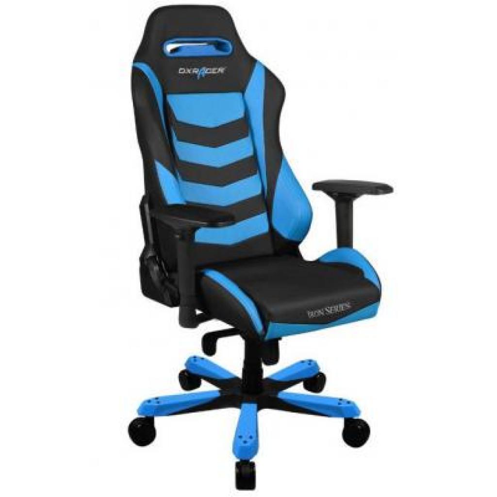 Кресло игровое DXRacer Iron OH/IS166/NB (60409)