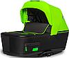 Дитяча універсальна коляска 3 в 1 Riko Swift Neon 21 Ufo Green, фото 4