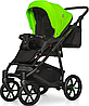 Дитяча універсальна коляска 3 в 1 Riko Swift Neon 21 Ufo Green, фото 7