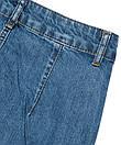 10002 Defile юбка джинсовая на пуговицах осенняя котоновая (34-40, евро, 6 ед.), фото 2