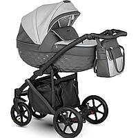 Неотразимый представитель премиум сегмента детских колясок от польского производителя Camarelo - детская универсальная коляска 2 в 1 Camarelo Maggio
