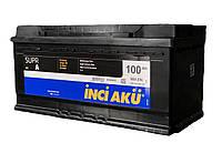 Аккумулятор INCI AKU 100Ah,R, EN 860, автомобильный. Работаем с НДС
