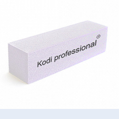 Баф Kodi білий брусок 120/120