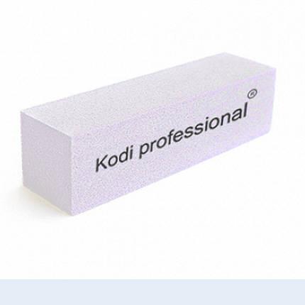 Баф Kodi білий брусок 120/120, фото 2