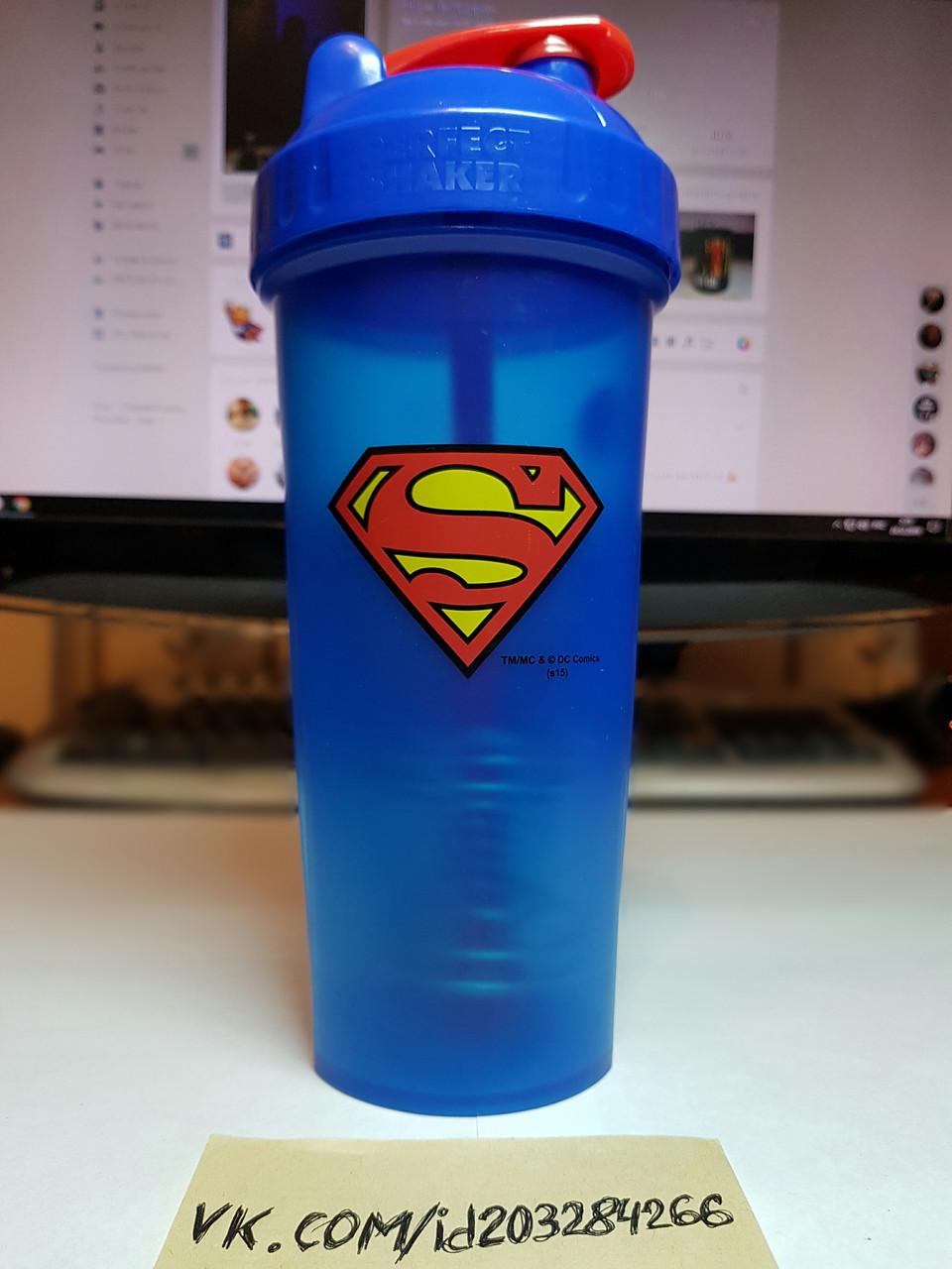 Perfect Shaker Hero Superman Hero Shaker