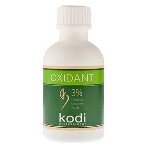 Kodi Oxidant 3% Liquid - рідкий 3% окислювач для фарби, 100 мл