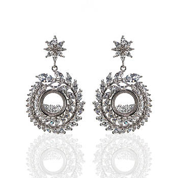 Bizhunet earrings lux18