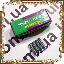 Батарейка Power Flash R03 60 шт./уп.