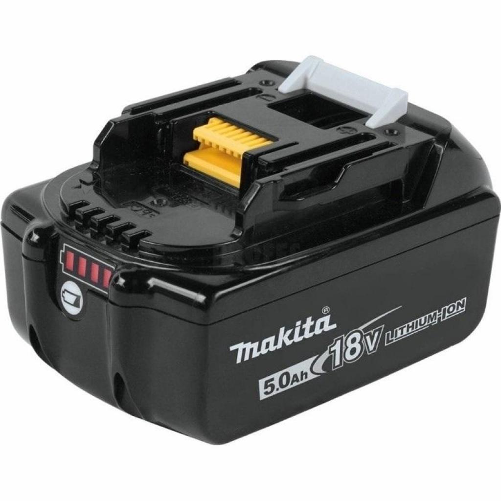 Аккумулятор к электроинструменту Makita LXT BL1850B , индикация разряда (632F15-1)