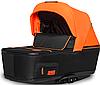 Дитяча універсальна коляска 3 в 1 Riko Swift Neon 24 Party Orange, фото 4