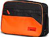 Дитяча універсальна коляска 3 в 1 Riko Swift Neon 24 Party Orange, фото 5