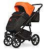 Дитяча універсальна коляска 3 в 1 Riko Swift Neon 24 Party Orange, фото 6