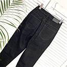 8814-2 Relucky мом черный весенний стрейчевый (25-30, 6 ед.), фото 4