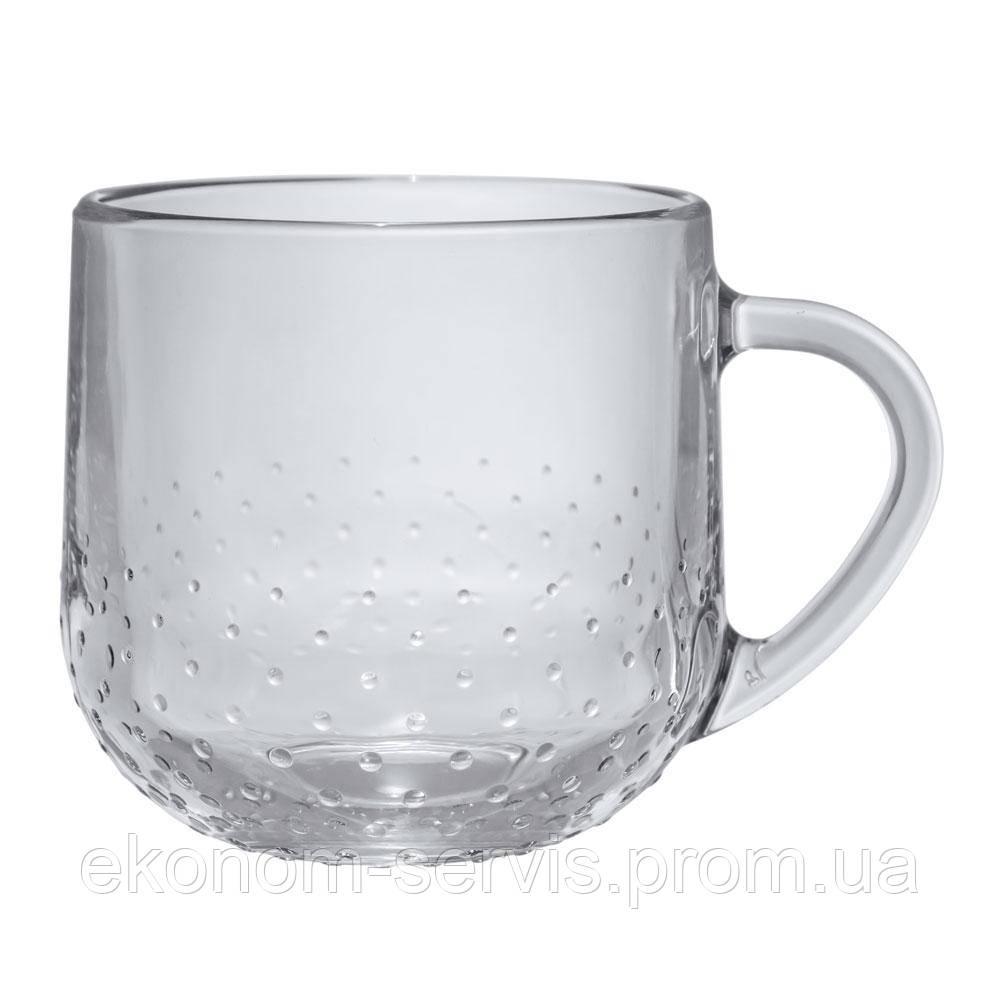 Чашка стеклянная Грамине СЕНС 300 мл 1 шт.