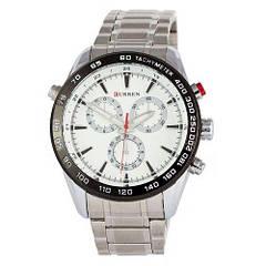 Наручные часы Curren Silver-White 8189-2