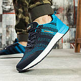 Кросівки чоловічі 10091, BaaS Design, темно-сині, [ 44 ] р. 44-28,4 див., фото 4