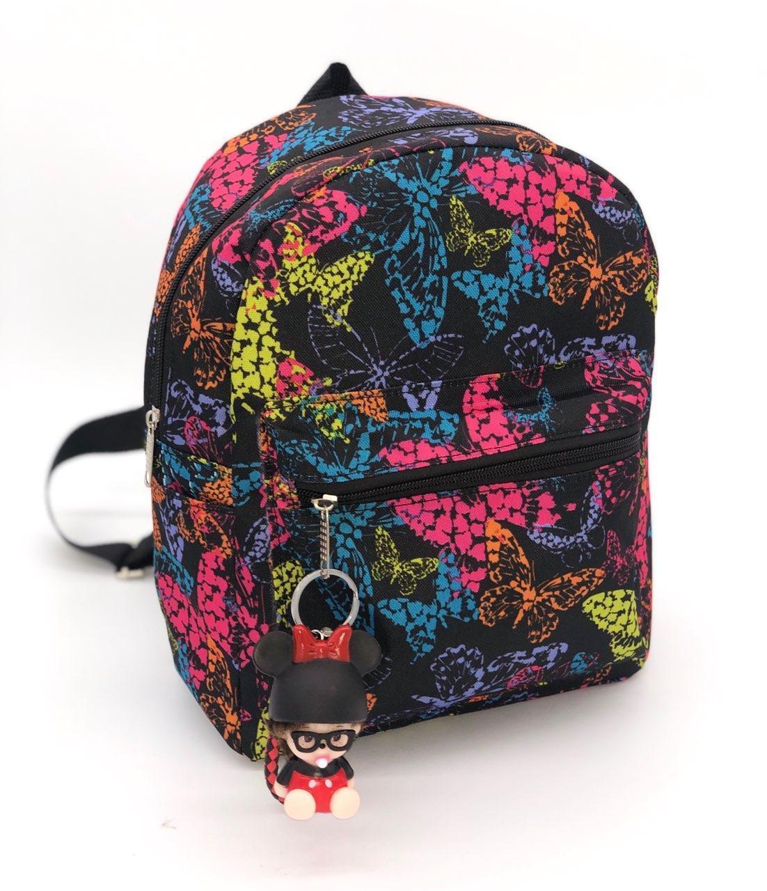 Рюкзак женский детский Kaila Butterflies