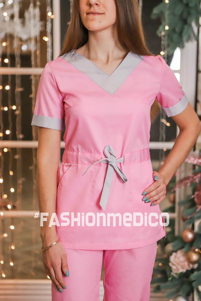 """Жіночий медичний костюм """"Поліна"""""""