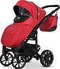 Детская универсальная коляска 3 в 1 Riko Sigma 06 Scarlet, фото 8