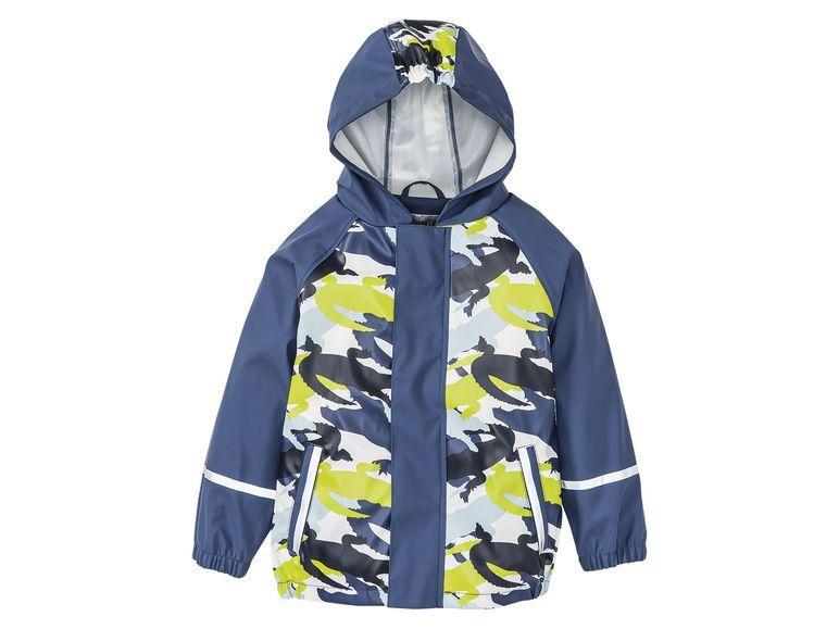 """Куртка для мальчика """"Крокодил"""""""