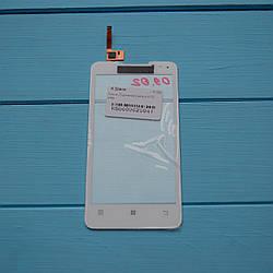 Сенсорный экран для Lenovo P770 white