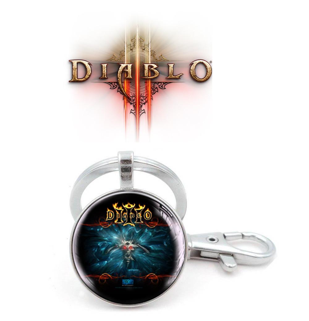 Брелок босс Диабло 3 / Diablo III