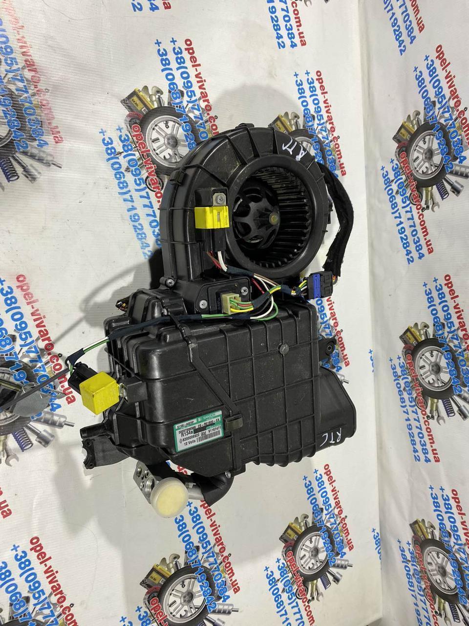 Пічка вентилятор кондиціонер задній на Ніссан Примастар 2000-2014