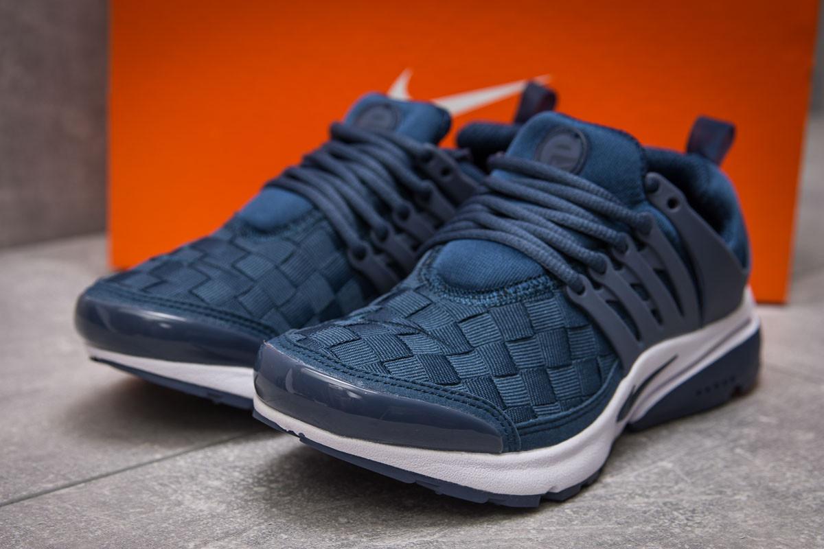 Кроссовки женские 11076, Nike Air Presto, темно-синие, < 39 > р. 39-24,5см.
