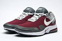 Кроссовки мужские 11332, Nike, бордовые, < 41 > р. 41-26,0см., фото 1