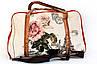 Красивая женская сумка-саквояж YR 0810 (50 см), фото 3