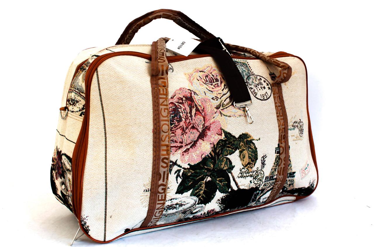 Красивая женская сумка-саквояж YR 0810 (50 см)