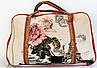 Красивая женская сумка-саквояж YR 0810 (50 см), фото 5