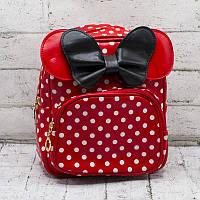 Рюкзак детский red peas