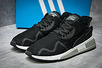 Кроссовки мужские 11842, Adidas  EQT Cushion ADV, черные, < 44 > р.44-28,3, фото 1