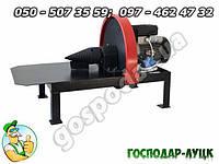 Дровокол винтовой с маховиком 1.5 кВт/220В