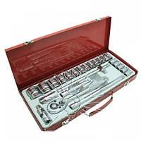 Набір ручного інструменту LTL10100 в металічному кейсі