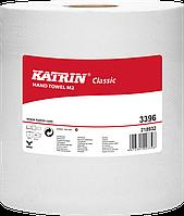 Бумажные полотенца Katrin Classic в рулоне c центральной вытяжкой 3396