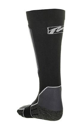 Шкарпетки лижні Relax Carve RS033B L Black-Grey, фото 3