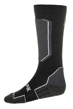 Шкарпетки лижні Relax Carve RS033B L Black-Grey, фото 2