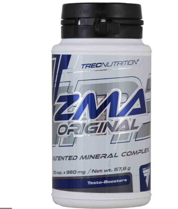 ZMA: 60 кап
