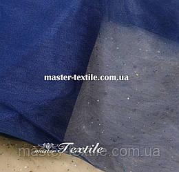 Фатин CRYSTAL(темно-синий)