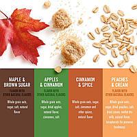 Овсяная Каша Quaker Instant Oatmeal Клен - Тростниковый Сахар , индивидуальные пакеты, США