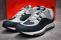 Кроссовки мужские 12674, Nike Aimax Supreme, темно-синие, < 42 > р. 42-26,4см., фото 1
