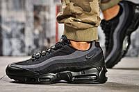 Кроссовки мужские 12762, Nike Aimax, черные, < 44 > р. 44-28,6см., фото 1