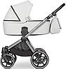 Детская универсальная коляска 3 в 1 Riko Qubus 04 Platinum, фото 6