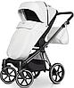 Детская универсальная коляска 3 в 1 Riko Qubus 04 Platinum, фото 7