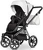 Детская универсальная коляска 3 в 1 Riko Qubus 04 Platinum, фото 8