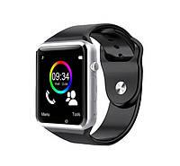 Смарт-часы Smart Watch A1 Черные hubXUDa38691, КОД: 1091093